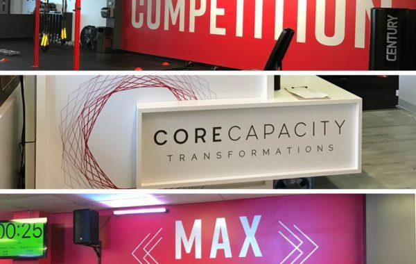 Core Capacity