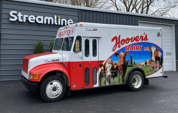 Hoover's Dairy