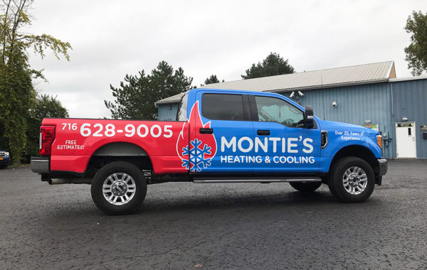 Montie's Heating/Cooling