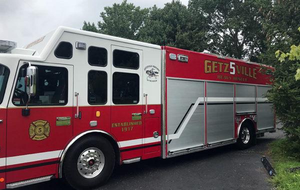Getzville Fire