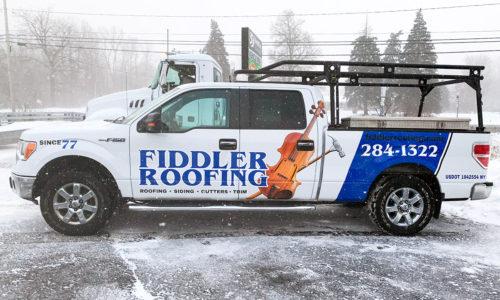 Fiddler Roofing
