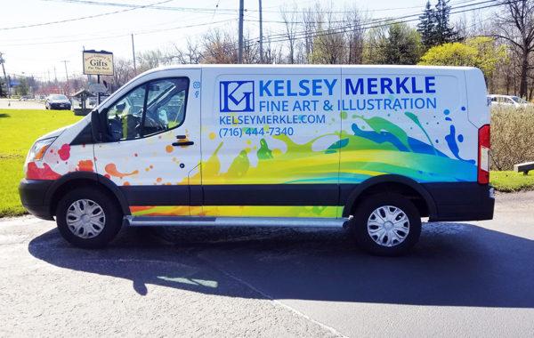 Kelsey Merkle Fine Art