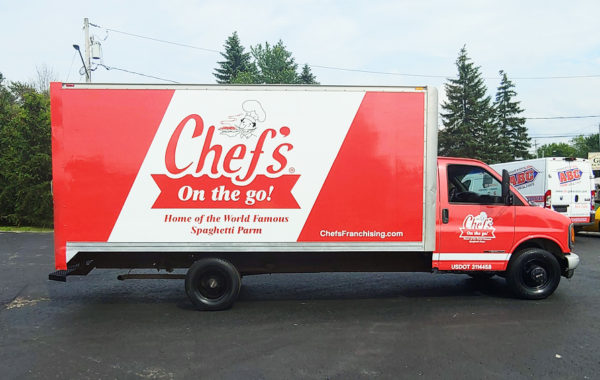 Chef's On-the-Go