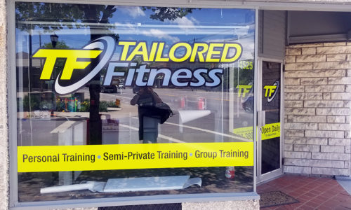 Tailored Fitness