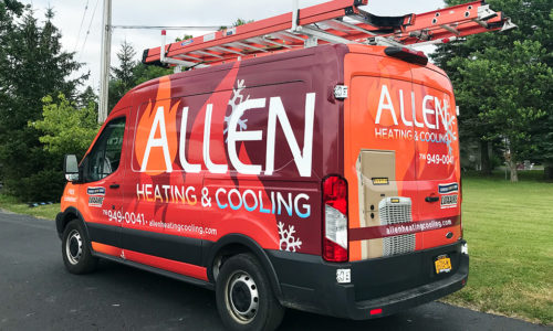 Allen Heating & Cooling