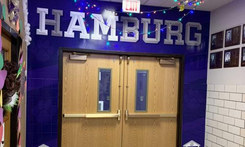 Hamburg High School