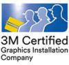 3M Certified Graphics Installation Company logo