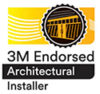 3M Endorsed Architectural Installer logo