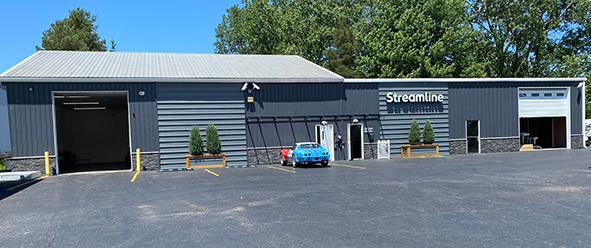 Streamline Designs facility
